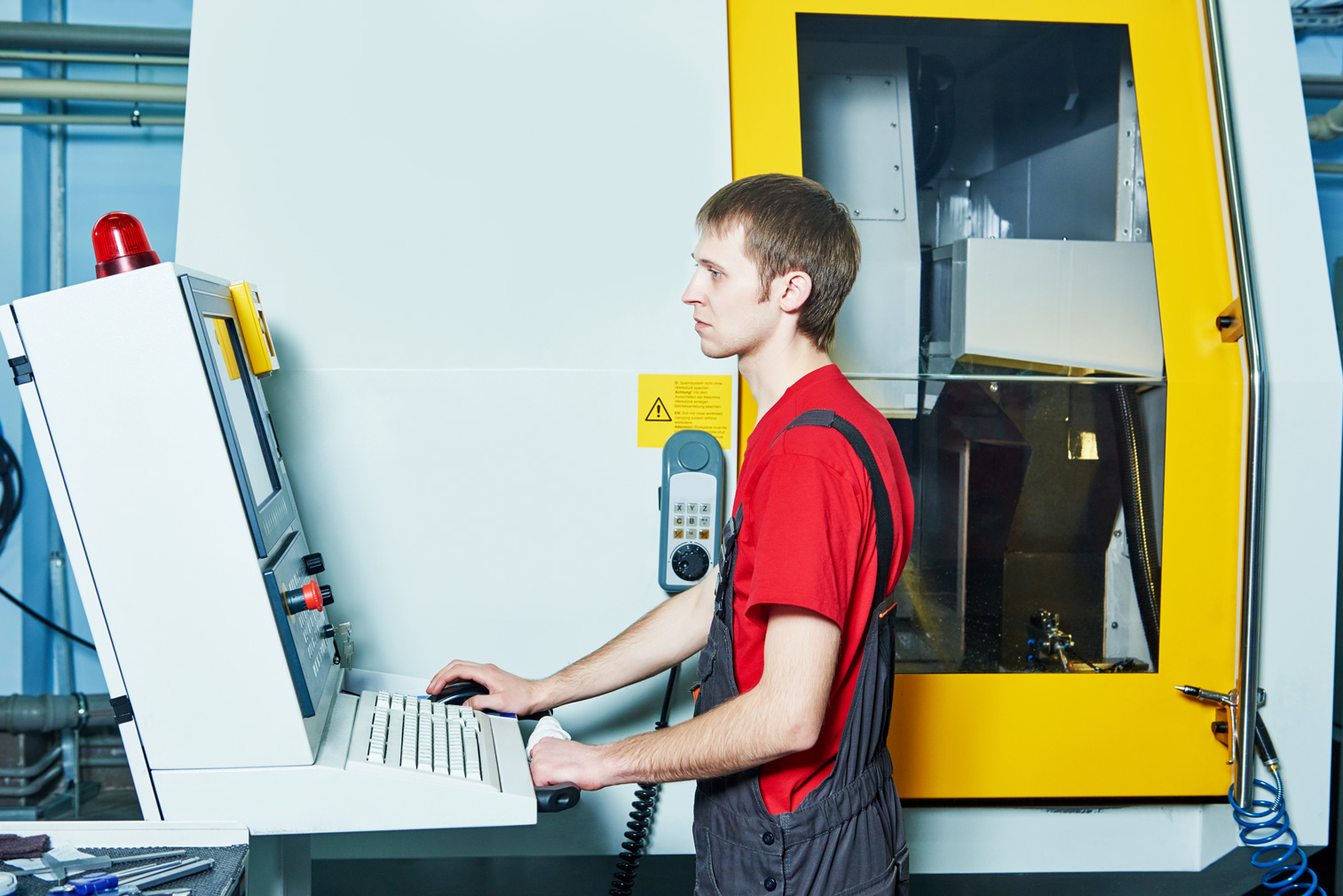 About to Buy a Used CNC Machine Read These 4 Tips First
